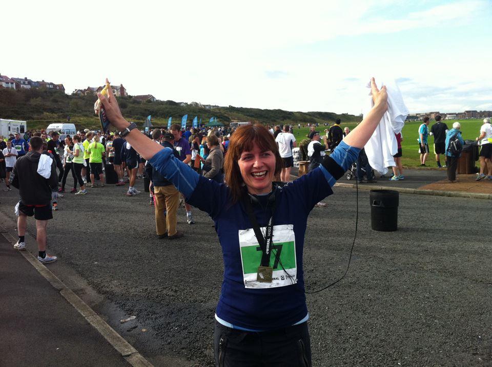 The Coopers half marathon