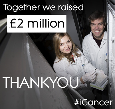 iCancer hits its goal raising £2million
